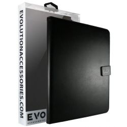 EVOLUTION iPad 2, 3 and 4 Case - Black