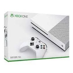 Xbox One S 500GB Console With Accessories