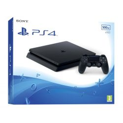 PS4 Slim (500GB) as New