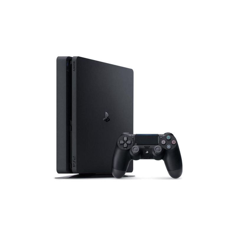 PS4 Slim With Accessories