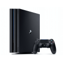 PS4 Pro With Accessories