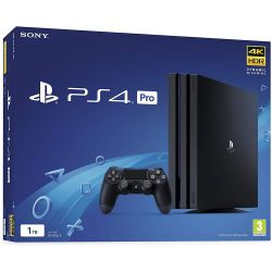 PlayStation 4 Pro (1TB) As New