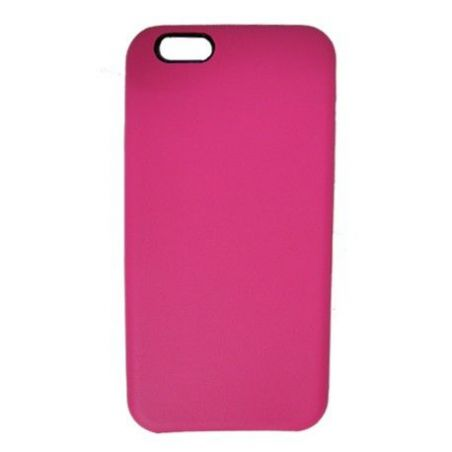 iPhone 6/6S Leather Effect Case - Pink