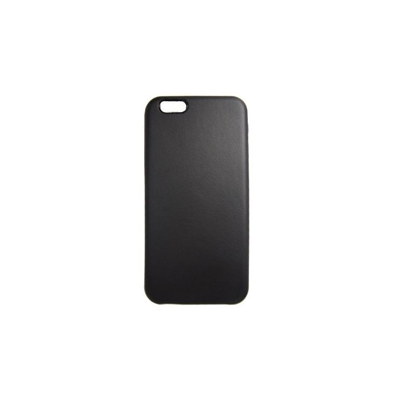 iPhone 6/6S Leather Effect Case - Black