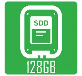 128GB SSD iPod Classic Hard Drive Replacement