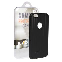 EVOLUTION Armor Case For iPhone 6 and 6S - Black