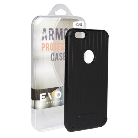 EVOLUTION Armor Case For iPhone 7 - Black