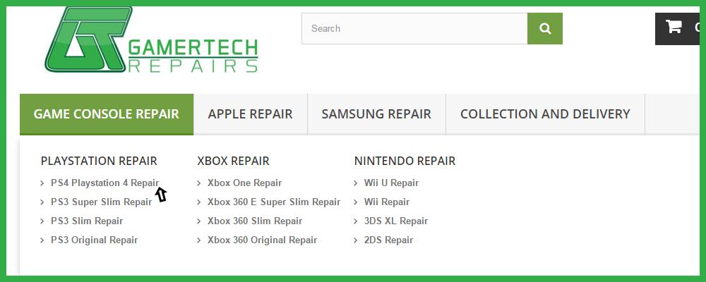 Repair Select
